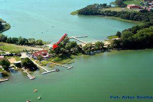 Stanica Wodna  w Chmielnie zaprasza na rowerki, kajaki i łódki. Wygraj vouchery na wypożyczenie sprzętu pływającego