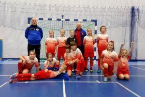 KKPN Oimpico Malbork/ Sierakowice nadal na czele mistrzostw Pomorza dziewcząt U11