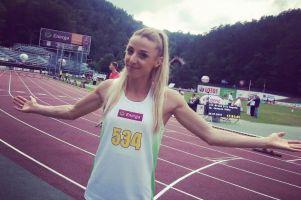 Angelika Cichocka wygrała bieg na 1000 m podczas Grand Prix Sopotu z najlepszym tegorocznym wynikiem na świecie