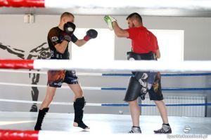 Rebelia trenuje już w Kaszubskim Centrum Sportów Walki. Nikodem Bigus szykuje się do mistrzostw świata