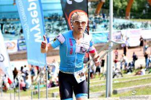 Kartuzy Triathlon MTB 2016 na Złotej Górze. Około 100 zawodników na starcie, najszybszy Paweł Czajkowski, wysoko kartuzianie