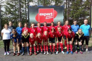 Piłkarki z zespołu Expert Pantery Sierakowice podsumowują udany rok 2018