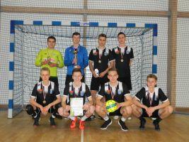 Somonino Cup. Kryzys Team Stężyca wygrał turniej rocznika 2001 w Somoninie