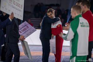 Gevorg Sahakyan wśród najlepszych zapaśników 2018 roku w Polsce