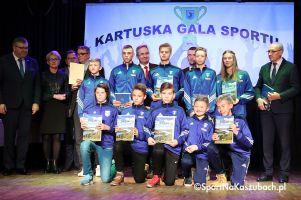 Kartuska Gala Sportu 2019. Laury burmistrza dla ponad 150 zawodników, trenerów i działaczy