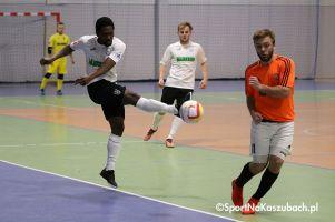 FC Kartuzy gra dziś w Kiełpinie mecz 1/32 Halowego Pucharu Polski. Rywalem Futsal Oborniki