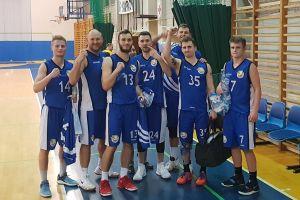 MTS Basket Kwidzyn - KS Bat Sierakowice. Mistrz III ligi znów lepszy od wicemistrza