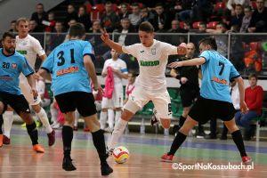 FC Kartuzy - Malwee Łódź. Gospodarze powalczą o zwycięskie rozpoczęcie II rundy I ligi