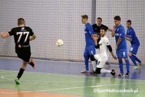 Futsal Club Kartuzy - Malwee Łódź. Zwycięstwo po przerwie na początek II rundy