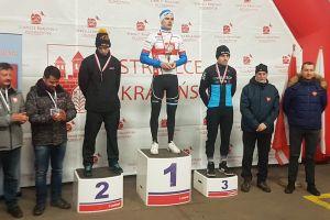 Wojciech Ceniuch przełajowym mistrzem Polski, inni kolarze Cartusii w czołowych dziesiątkach
