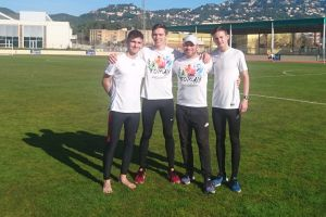 Lekkoatleci przygotowują się do sezonu na zgrupowaniu kadry narodowej w Lloret de Mar