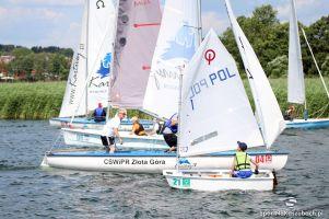6 i 7 sierpnia XVIII Puchar Jeziora Ostrzyckiego - trzecie regaty Żeglarskiego Pucharu Kaszub 2016