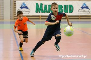 Junior Futsal Liga. Kiełpińskie rozgrywki halowe już po szóstej kolejce