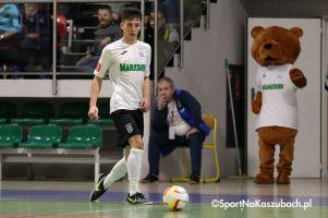 KS Futsal Oborniki - Futsal Club Kartuzy. Drużyna z Kaszub wreszcie znalazła sposób na rywala