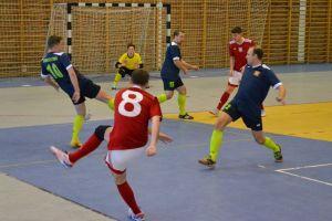 Żukowska Liga Futsalu. Halowe rozgrywki w trzech ligach przekroczyły już półmetek