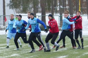 GKS Przodkowo wygrał pierwszy mecz w tym roku. Pewnie pokonał Pogoń Lębork