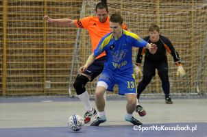 Żukowska Liga Futsalu. Weekend z meczami na szczytach I i II ligi oraz nadzwyczajnym rekordem