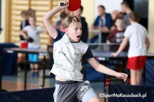 Ruszył cykl turniejów tenisa stołowego w Miechucinie. W piątek i sobotę kolejne zawody