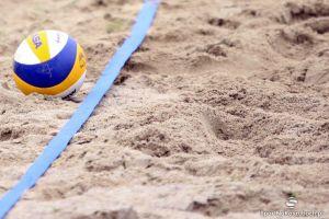 Turniej siatkówki plażowej w Ostrzycach 2016. Na polu Stolemek zagrają z okazji Ostrzyckiego Lata