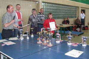 XV Indywidualne Mistrzostwa Kartuz w Tenisie Stołowym 17 i 23 kwietnia w ZSZiO