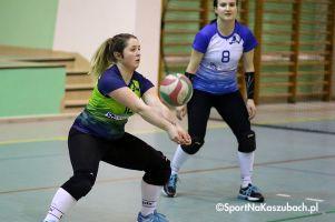 Przodkowska Liga Piłki Siatkowej Kobiet. Bezpośredni starcie o play - off w przedostatniej kolejce
