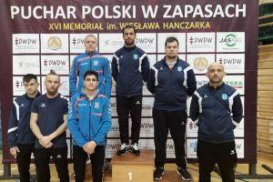 Gevorg Sahakyan udanie otworzył nowy sezon - wygrał I Puchar Polski w Zapasach