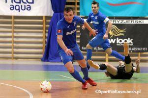 Futsal Club Kartuzy - KS Gniezno. Gospodarze powalczą o trzecie rewanżowe zwycięstwo