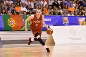 Anna Makurat wraz z reprezentacją Polski U16 pojechała na mistrzostwa Europy dywizji B