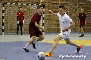Żukowska Liga Futsalu. Top Trans wygrał mecz na szczycie, potknięcie Elas Polu