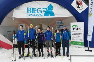 Narciarze Cartusii Kartuzy stawali na podium Biegu Jaćwingów 2019 w Gołdapi