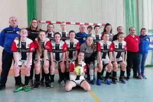 Canicuła czwarta w eliminacyjnym turnieju Młodzieżowych Mistrzostw Polski w Futsalu Kobiet U14 w Bytowie