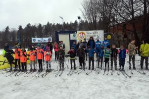 W Kartuzach wyłoniono mistrzów Pomorza w narciarstwie biegowym