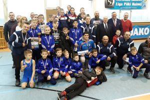 Mistrzostwa Wybrzeża Młodzików i Kadetów w Zapasach 2019 w Kartuzach. Triumf gospodarzy z Cartusii
