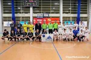 FC Kartuzy - AFC Fylde. Pierwszoligowcy z Kaszub dali lekcję futsalistom z Anglii