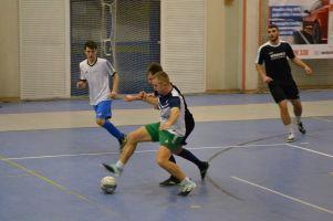 Żukowska Liga Futsalu. Walka o srebro w superlidze, wpadka lidera w I lidze, II liga ma już mistrza