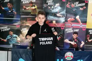 Dawid Michna z Lisa Sierakowice powołany do reprezentacji Polski juniorów