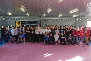 Mistrzostwa Województwa Pomorskiego w Kick - Boxingu w Kartuzach. Ponad stu zawodników walczyło w KCSW