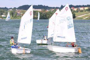 Ostrzyckie Lato na sportowo – żeglarstwo, wędkarstwo, plażówka