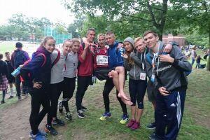 Patryk Groth zdobył brązowy medal Mistrzostw Polski Juniorów Młodszych w finale Ogólnopolskiej Olimpiady Młodzieży w Sportach Letnich 2016