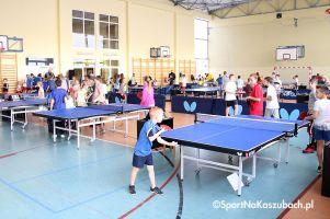Kadetki i kadeci rozegrają II Turniej Klasyfikacyjny w Tenisie Stołowym w Miechucinie