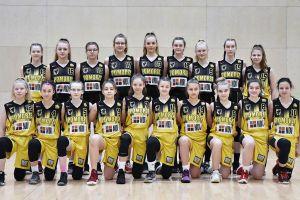 Zawodniczki Batu Kartuzy w kadrze Pomorza grają w Ogólnopolskiej Olimpiadzie Młodzieży w Koszykówce