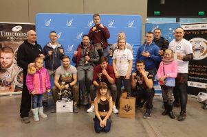 Dziesięć medali zawodników Fantom MMA Kartuzy na Submission Only Time of Masters w Gdańsku