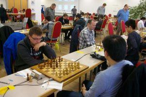 Paweł Teclaf dwukrotnie na wysokich miejscach podczas turnieju szachowego w Austrii