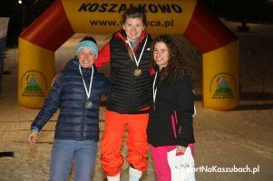 Puchar Wieżycy w Slalomie 2019. Jakub Zwierzycki najszybszy w Koszałkowie