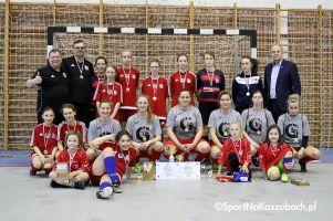 Pomorska Liga Halowa Kobiet. GKS Żukowo i Pantery Sierakowice mistrzyniami rozgrywek