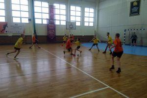 Chłopcy z SP nr 1 Żukowo wygrali powiatowe Igrzyska Dzieci w Piłce Ręcznej