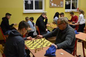 We wtorek II tura Mistrzostw Gminy Żukowo w Warcabach