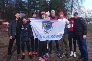 Lekkoatleci z GKS-u Żukowo i Cartusii z przytupem rozpoczęli starty w przełajach