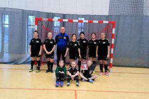 Pantery Sierakowice i Olimpico Malbork zagrały w turnieju Lotos Gryffin Cup w Przywidzu