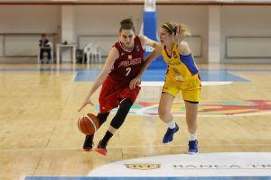 Polki liderkami swojej grupy na mistrzostwach Europy U16. Anna Makurat znów zaimponowała w końcówce